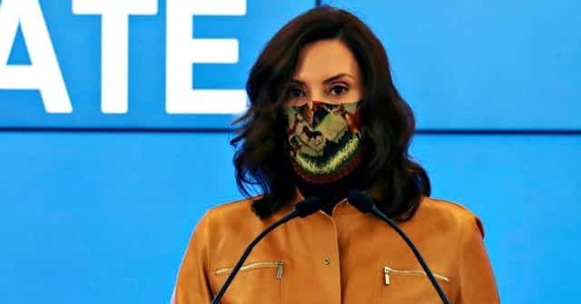 """Michigan State Police Will """"Encourage Voluntary Compliance"""" of Gretchen Whitmer Lockdown Order 1"""