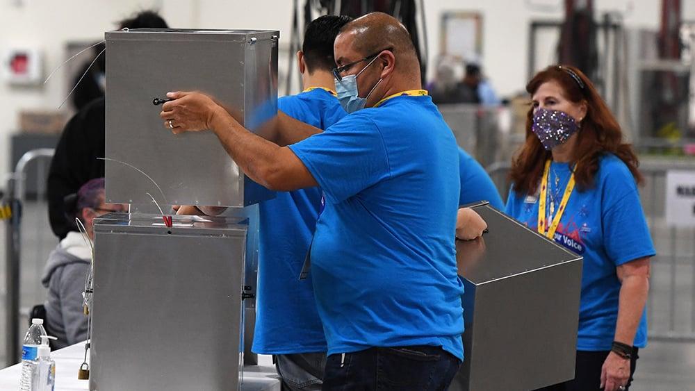 "Georgia ""audit"" fake, ballot recount rigged 1"