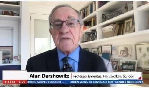 Alan Dershowitz: President Trump Will Win His Pennsylvania Case in Court (VIDEO) 1