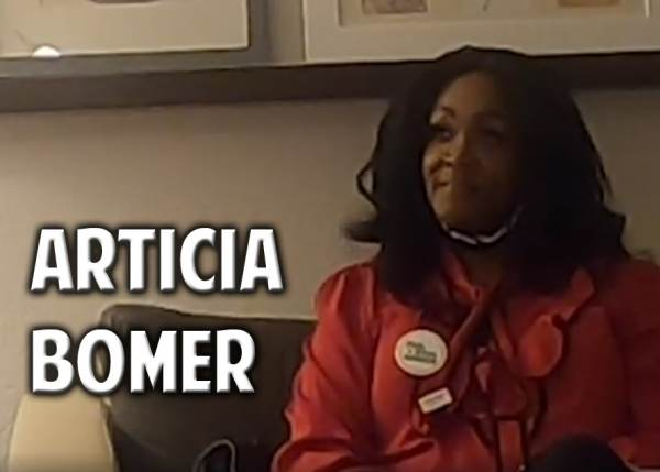 Michigan Witness and Former US Congressional Candidate Speaks Out — Saw the Biden Ballot Dump at 4 AM and Witnessed Officials Tampering with Tabulators! 1