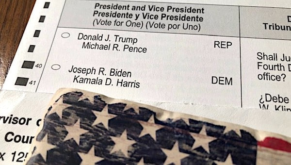 2nd Georgia county uncovers thousands more votes, majority of which are for Trump 1