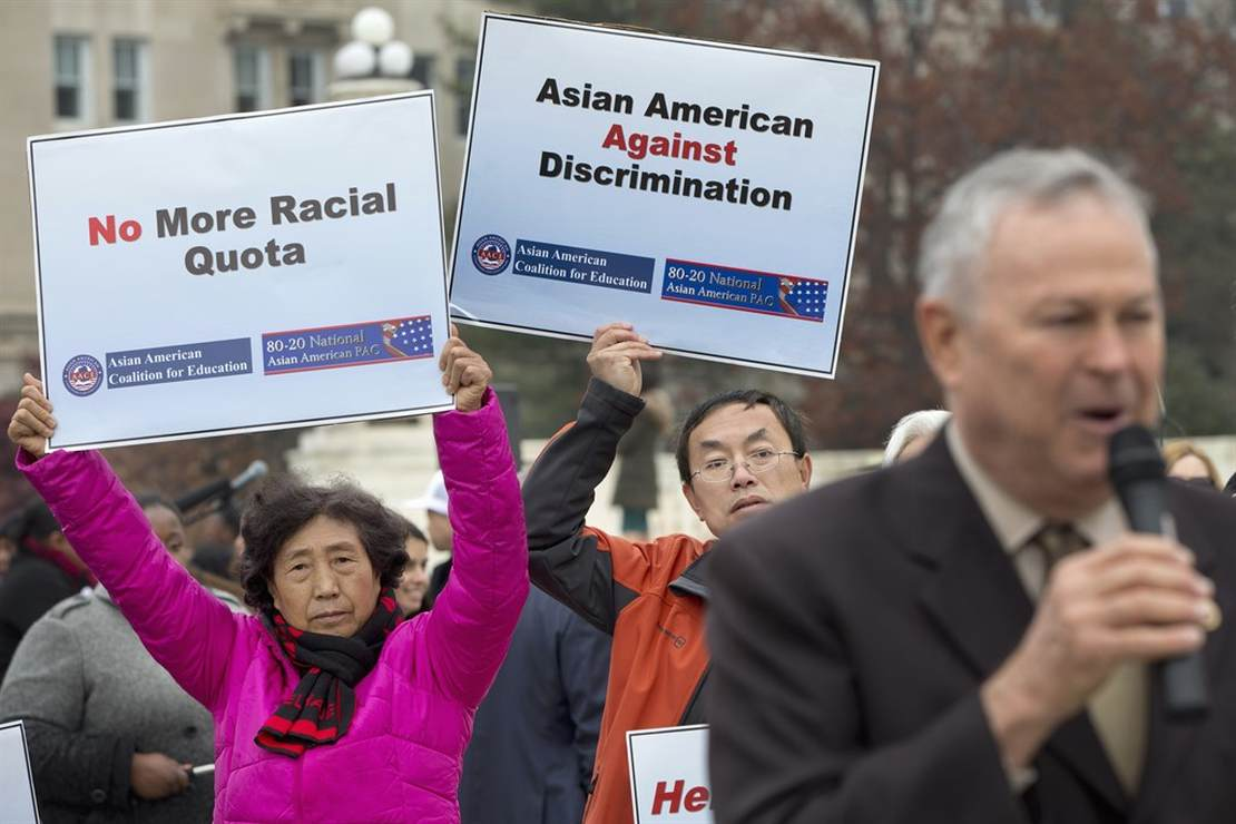 California Hispanics Shock Democrats by Opposing Affirmative Action Referendum 1