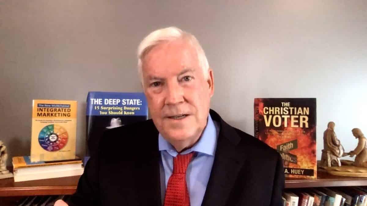 Craig Huey: US Election System is 'Broken' 1