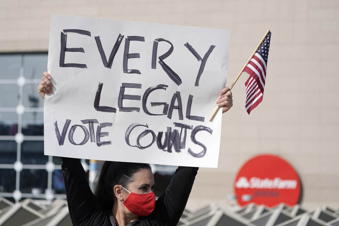 Voting Rights Are Enhanced -- Not Destroyed -- By Laws That Make Elections More Secure 1