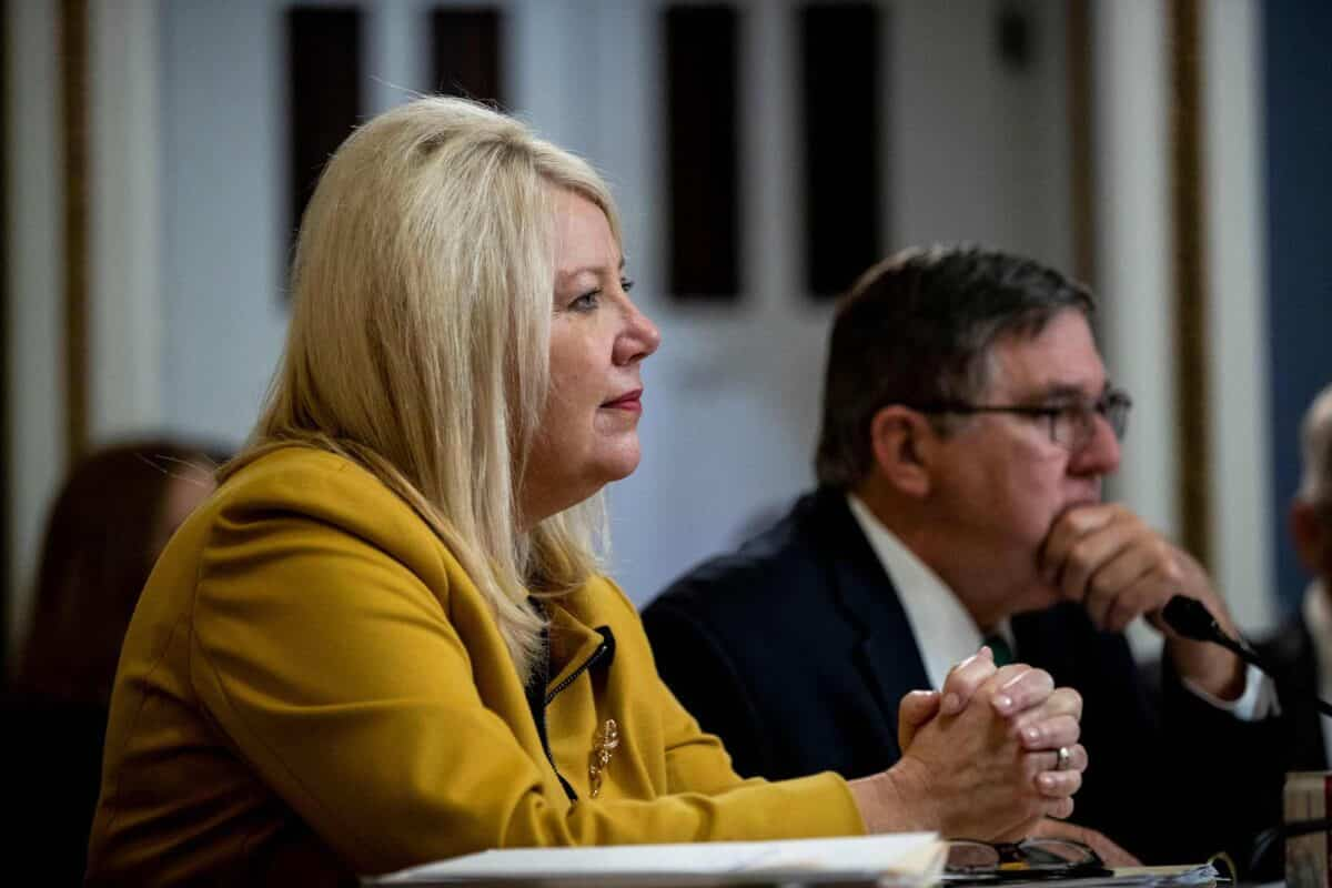 Rep. Lesko Warns Against Federalizing Elections: 'You Have to Think About What You Wish For' 1