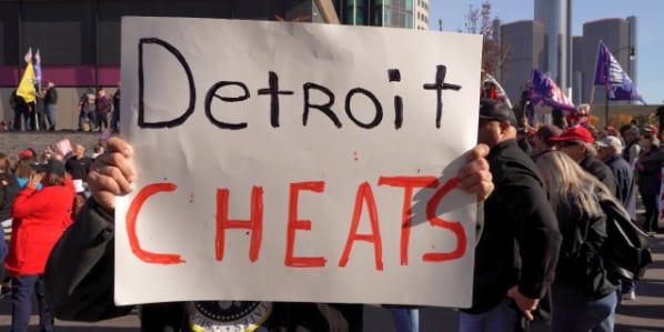 Detroit reversal: GOP election officials rescind votes certifying result 1