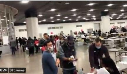 SECOND #DetroitLeaks Video Released — Court Case That Gave Ballot Observers Close Proximity to Election Workers WAS HIDDEN FROM GOP OBSERVERS! (VIDEO) 1