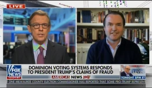 """""""We Would Love to See Any Evidence of Fraud – Nothing They Are Saying Is True"""" – Dominion Voting Systems Spokesman Refutes Fraud Claims (VIDEO) 1"""
