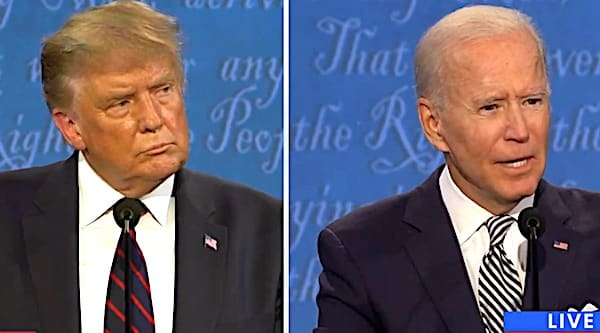 Poll: Biden voters' ignorance of major stories affected election outcome 1