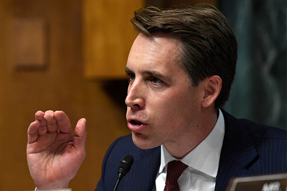 Hawley Claims to Have 'Clear Evidence' That Facebook, Google, Twitter Plot Censorship Together 1