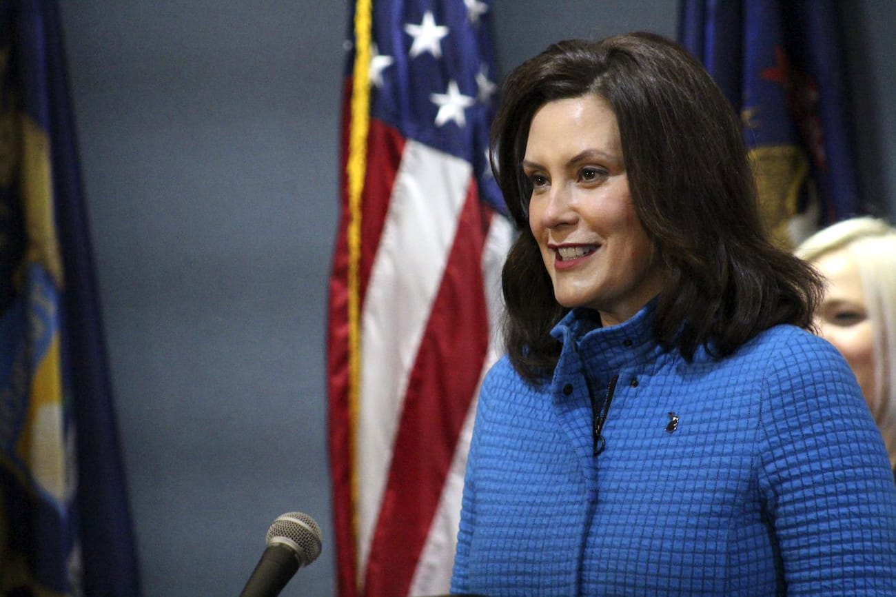 Republican Members of Michigan's House Introduce Resolution to Impeach Whitmer 1