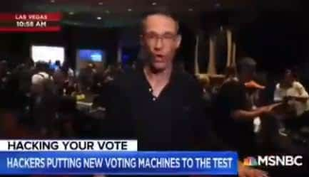 FLASHBACK: MSNBC in 2019 Reports on HOW EASY IT IS to Hack Dominion Software and ES-S Voting Machines (VIDEO) 1