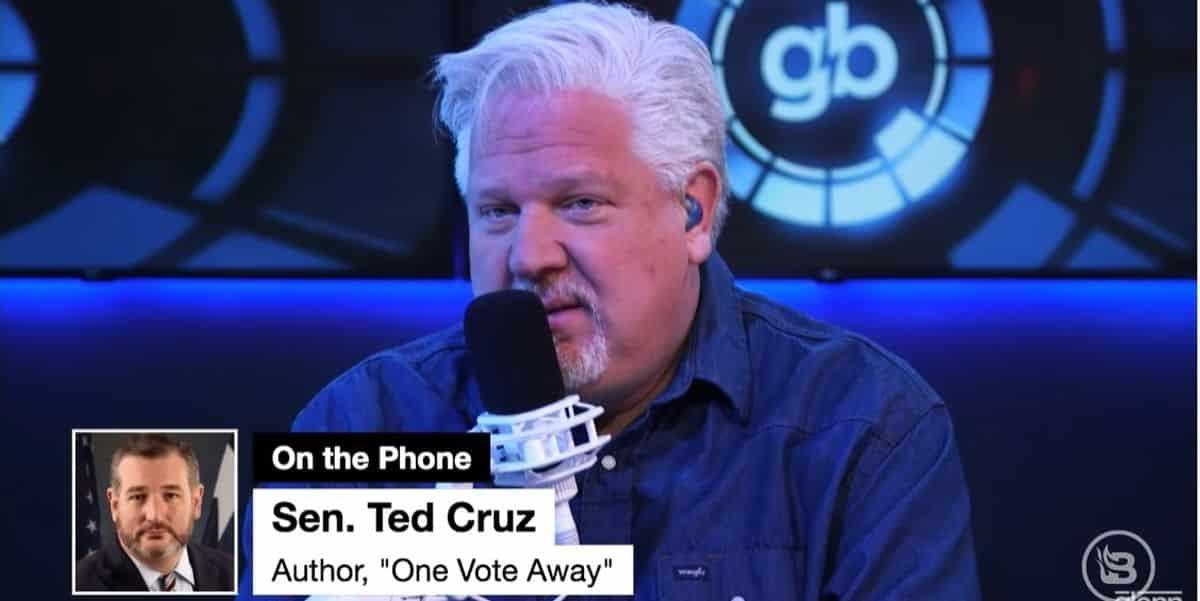 Sen. Ted Cruz explains the 'good news' in Trump's election battle 1