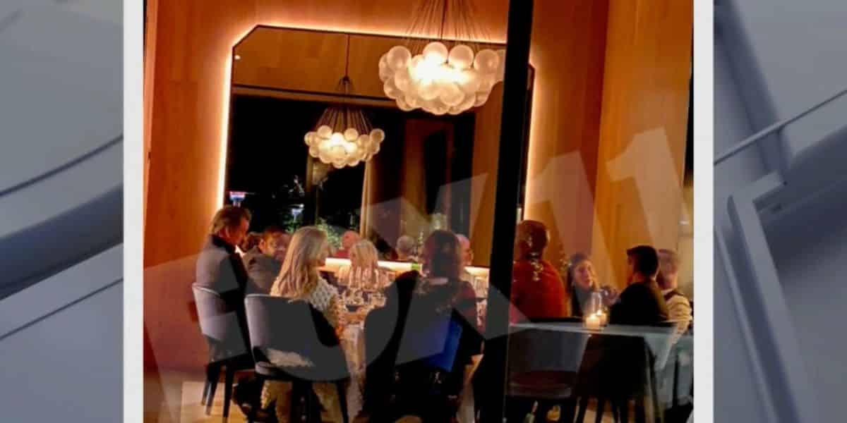 Photos emerge of California Gov. Gavin Newsom dining unmasked with large party — and even CNN is criticizing the blatant hypocrisy 1