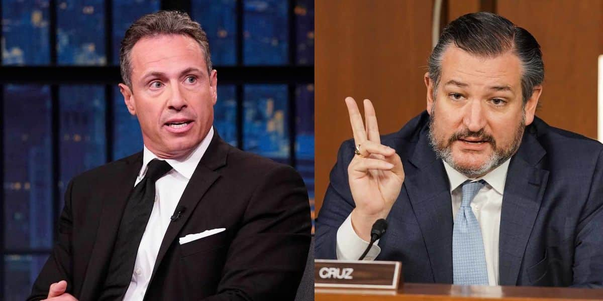 Ted Cruz goes after Chris Cuomo in Twitter spat over election aftermath: 'Hush child' 1