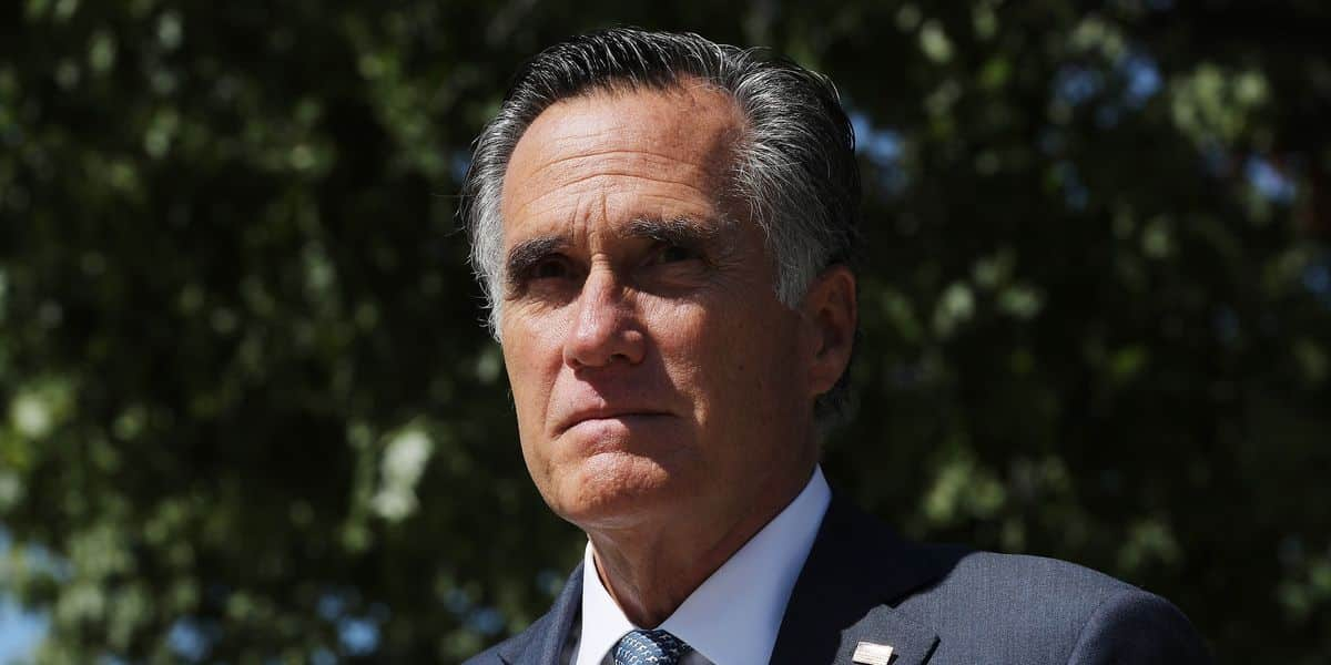 Mitt Romney issues scathing statement condemning President Trump's voter fraud claims 1