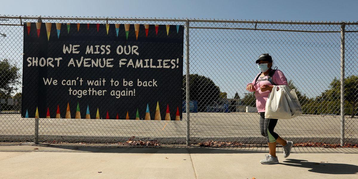 California Democratic lawmaker attacks Gov. Newsom's union-backed plan keeping schools closed: 'State-sanctioned segregation' 1