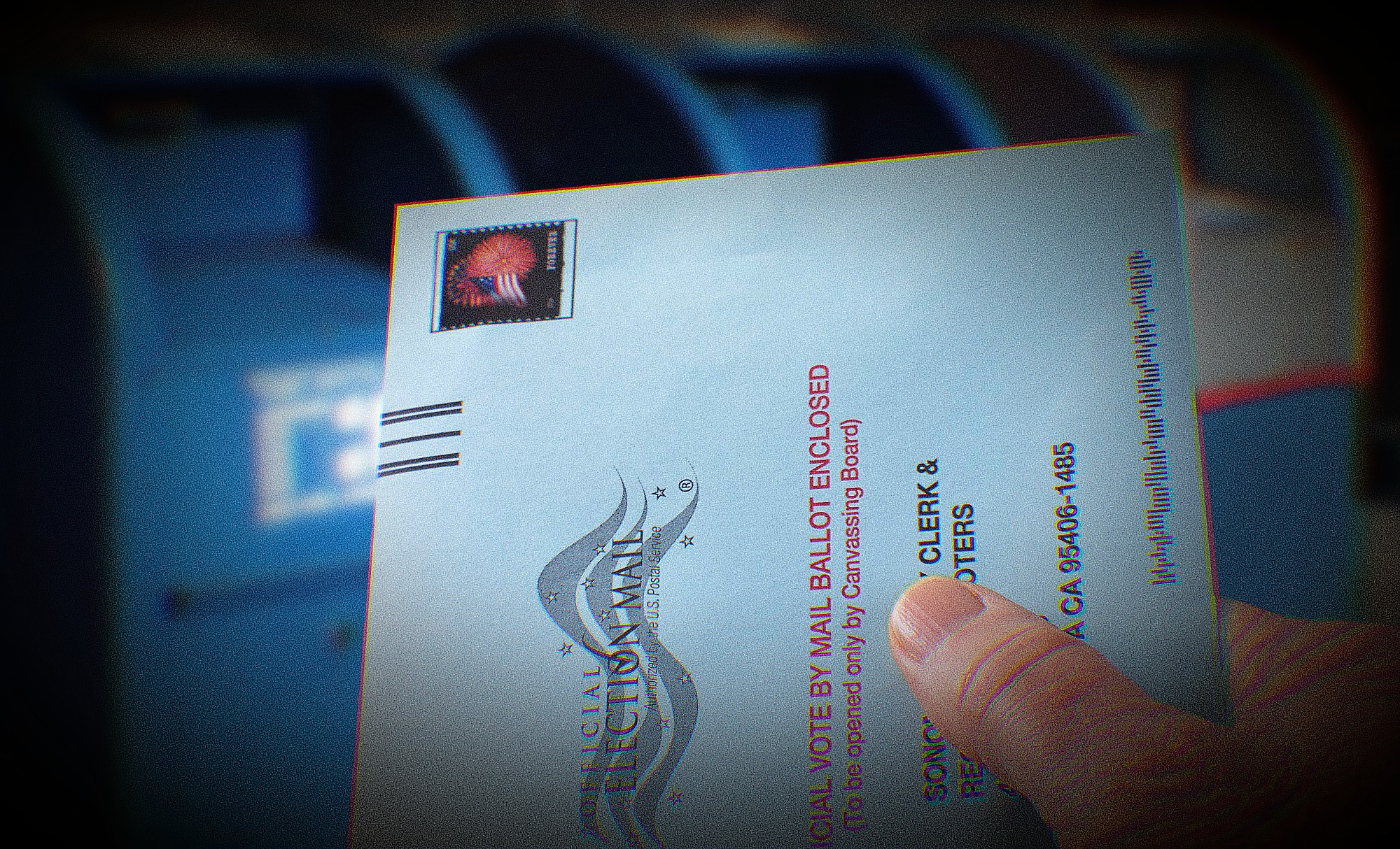 Woman Charged With Falsifying Over A Dozen Mail-In Ballots. 1