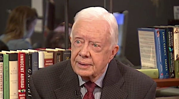 Jimmy Carter warned 15 years ago of serious 2020 election problems 1