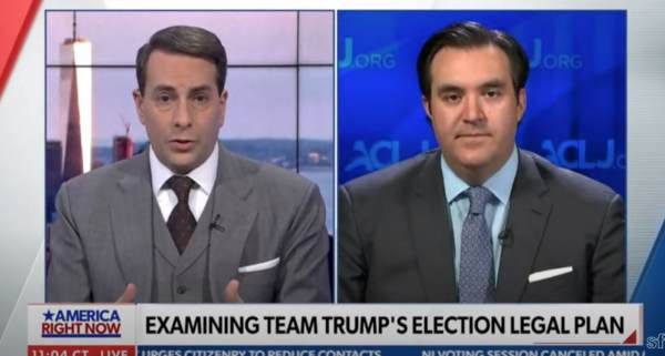 """""""What's Coming in Georgia Will Be Shocking!"""" – Trump Attorney Jordan Sekulow Promises BIG NEWS in Georgia on Monday or Tuesday (VIDEO) 1"""