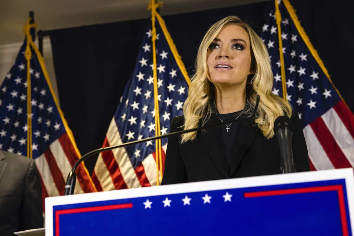 McEnany: Cybersecurity Chief Fired by Trump Discredited Legitimate Election Legal Challenges 1