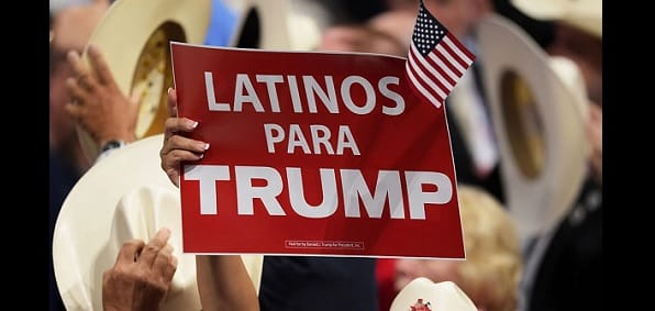 Hispanic voters in Florida who fled dictatorships think election was stolen from Trump 1