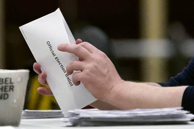 Trump campaign appeals Pa. voter fraud case 1