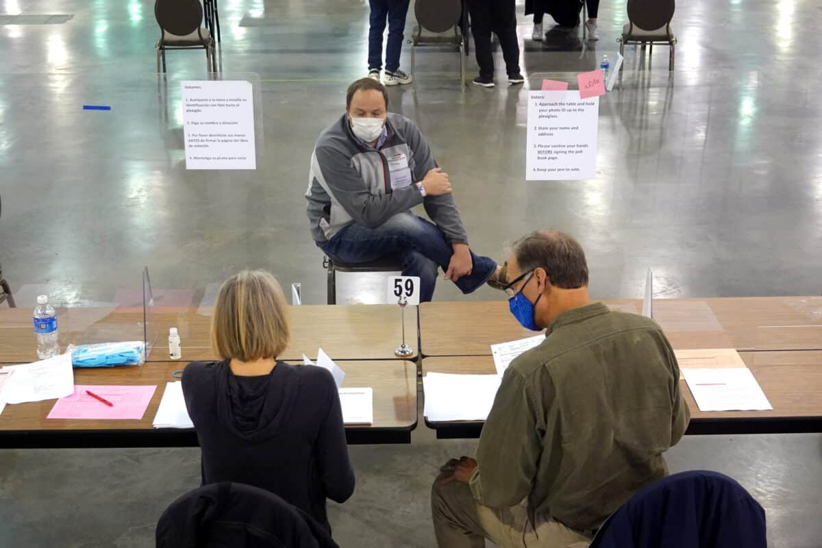 Wisconsin Recount Will Continue Past Thanksgiving: County Official 1