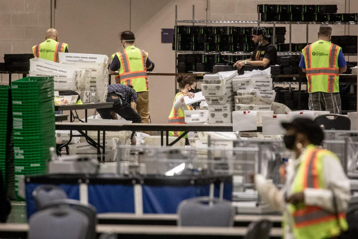 Pennsylvania House Votes for Non-Partisan 2020 Election Audit 1