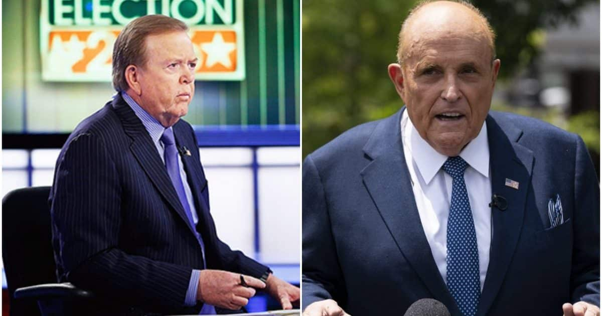 Rudy Giuliani Exposes Foreign Interference That Caused Widespread Irregularities on Election Day 1