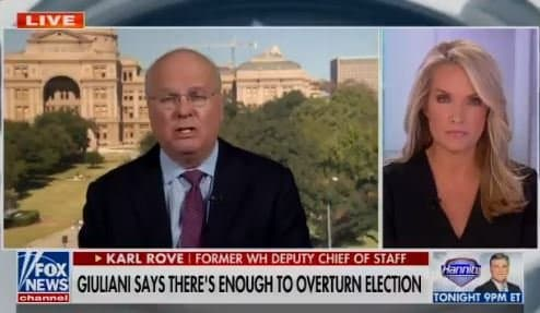 FOX News Dumpster Fire: Dana Perino Urges Dominion Voting to Sue Rudy Giuliani and Sidney Powell — Attorney Lin Wood Responds 1
