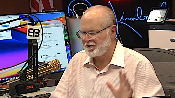 Rush Limbaugh: 'Let's make sure Biden gets 100% of the vote' 1