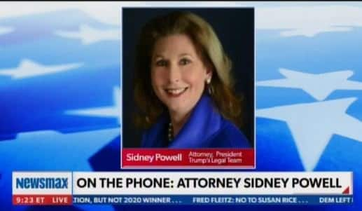 Sidney Powell: 35,000 Votes Were Added to Every Democrat Candidate – I'd Be Willing to Bet It Happened Everywhere (VIDEO) 1