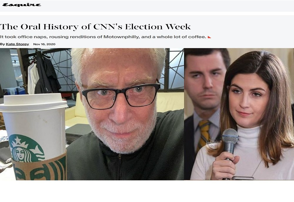 An Oral History Of Watching CNN This Election Week 1