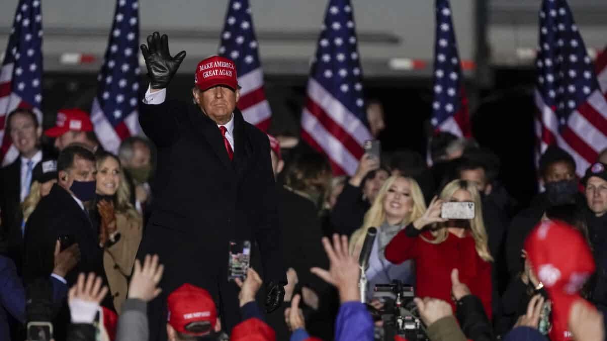 Trump Got 10 Million More Votes Than in 2016 1