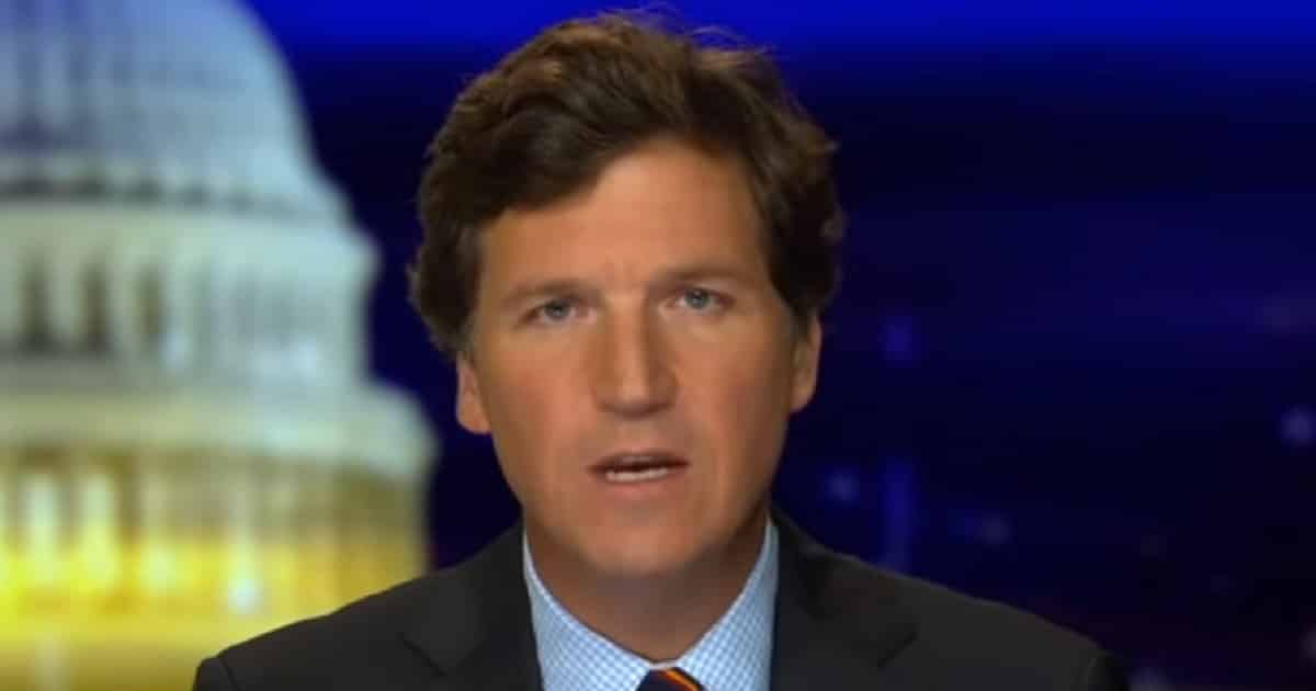 Tucker Carlson Lays Out How the Election Was 'Rigged' 'In Front of All of Us' 1