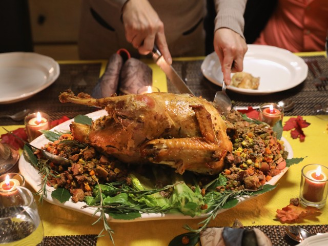 U. of Virginia Student Newspaper: Stand Up to 'Racist' Family at Thanksgiving 1