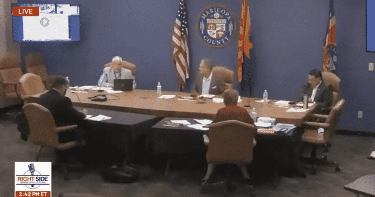 COVER-UP? Maricopa County Board of Supervisors Refuses to Comply with Subpoenas of Dominion Voting Machines 1