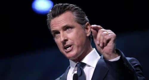 California Reports Record COVID Cases And Deaths... Despite Strictest Lockdown 1