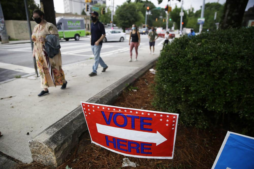 Georgia County Adds Two Early Voting Sites Ahead of Senate Runoff Following Backlash 1