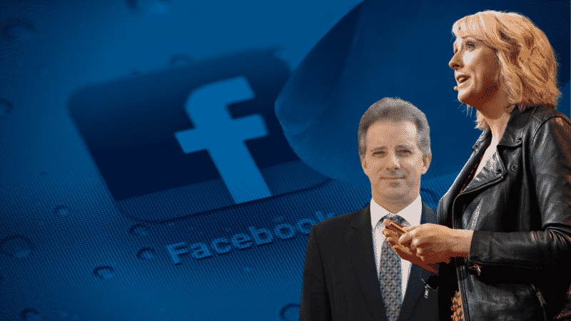 UK Pro-Censorship Group Feat. Christopher Steele Vows to Interfere in U.S. Politics AND Force Facebook to Ban Bannon 1