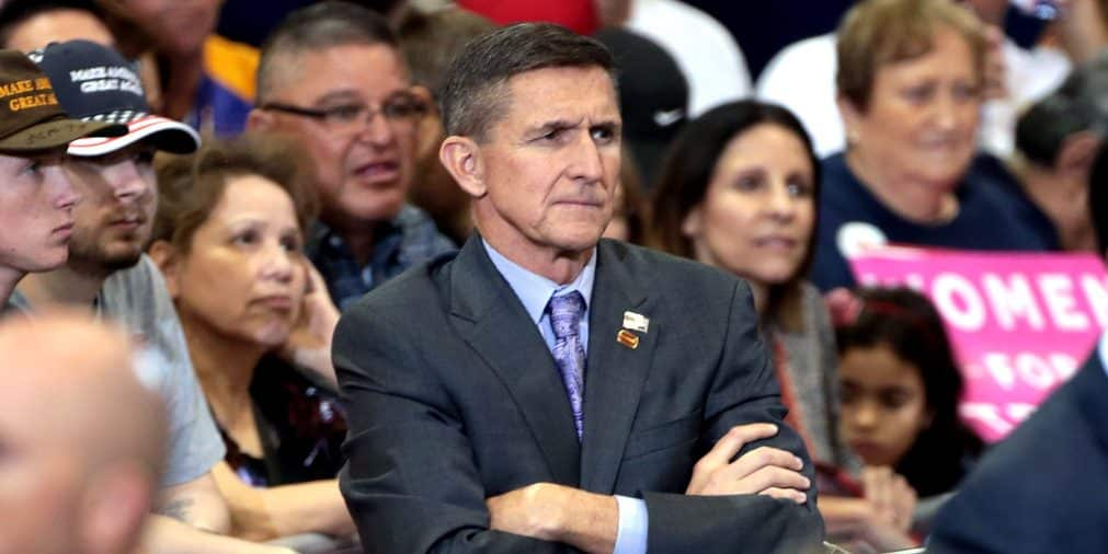 Michael Flynn Says Trump Could Deploy Military to 'Rerun' 2020 Election 1