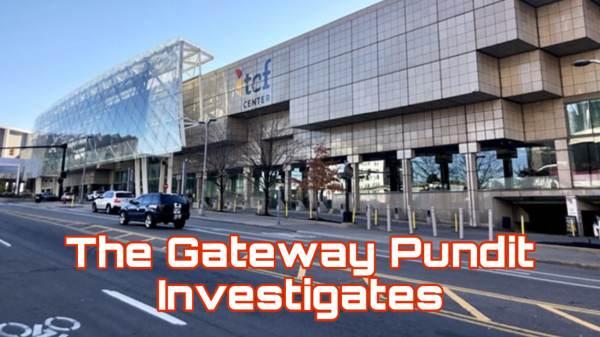 BREAKING: Gateway Pundit Requests 3:30 AM TCF Center Footage of Detroit's Biden Ballot Dump 1
