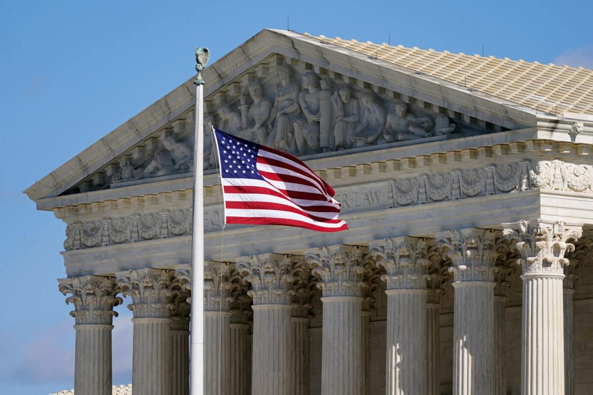 Trump Says He Will Intervene in Texas' SCOTUS Election Case 1