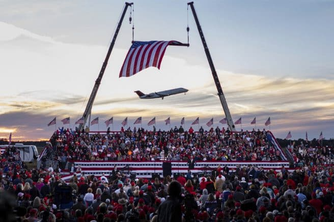 President Trump: We need to pass landmark election reform 1
