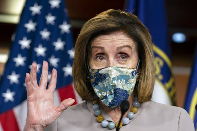 Voter Poll: Speaker Nancy Pelosi needs to go 1