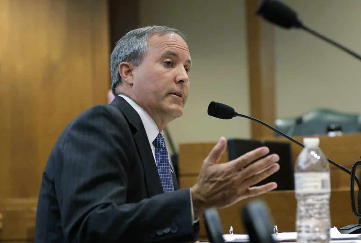 Texas AG Hopes Supreme Court Will Take Up Election Case and Hear Arguments 1