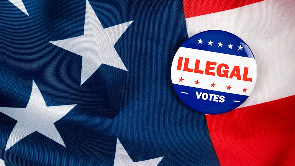 If voter fraud goes unpunished, America will never again have a free and fair election 1