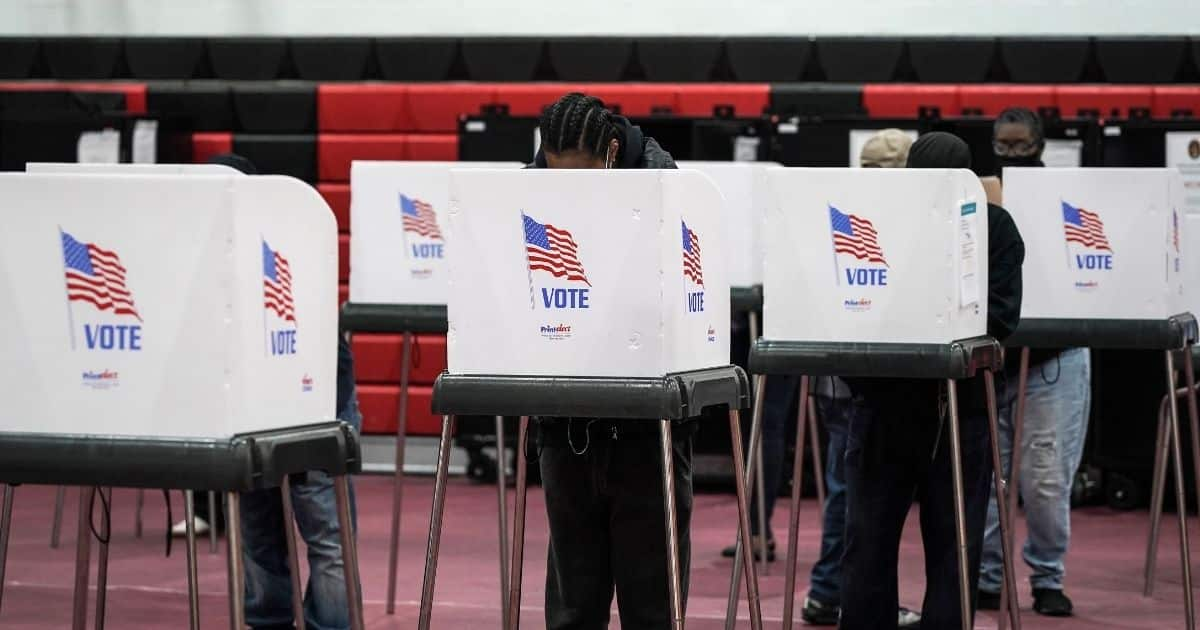 Law Professor Calls for Counting Black Votes Double from This Point Forward 1