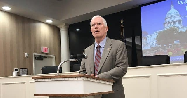 Rep. Mo Brooks: 'Momentum Is Building Strongly in Favor of Fighting Various State Submissions of Electoral College Votes' 1